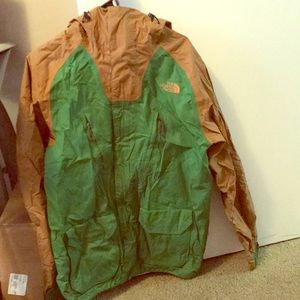The North Face Ski Jacket (Shell + Down)